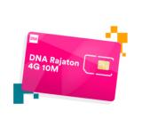 DNA Rajaton 4G 10M