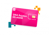 DNA rajaton 5G 400M